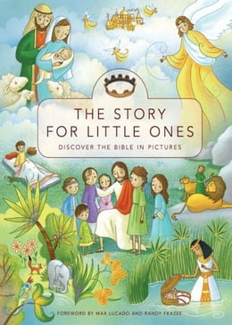 Book The Story for Little Ones: Bible Storybook by Zondervan