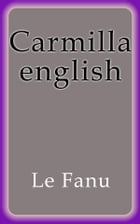 Carmilla english by Le Fanu