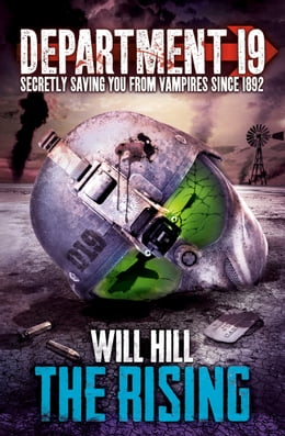 Book The Rising (Department 19, Book 2) by Will Hill