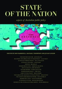 State of the Nation: Aspects of Australian public policy