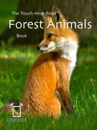 Forest Animals: Interactive Touch-Hear-Read Book by Diana Moga