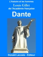 Dante by Louis Gillet
