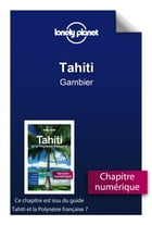 Tahiti - Gambier by Lonely PLANET