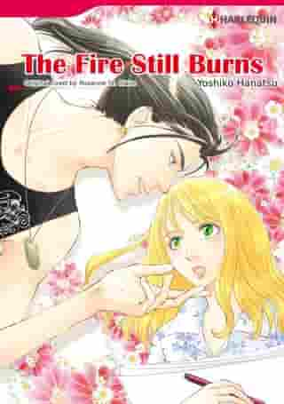 THE FIRE STILL BURNS: Harlequin Comics