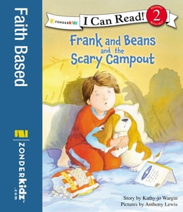 Book Frank and Beans and the Scary Campout by Kathy-jo Wargin