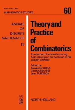 Book Theory and Practice of Combinatorics by Turgeon, J.