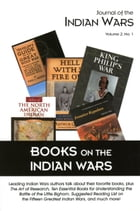 Journal of the Indian Wars Volume 2, Number 1: Books on the Indian Wars by Michael Hughes