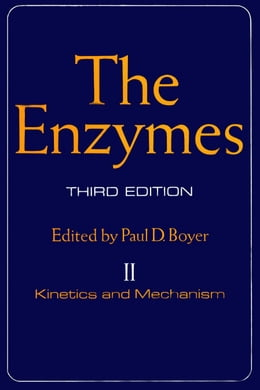 Book The Enzymes by Unknown, Author