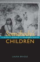 Somebody's Children Cover Image