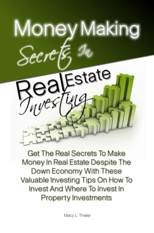 Money Making Secrets In Real Estate Investing Get The Real Secrets To Make Money In Real Estate Despite The Down Economy With These Valuable Investing