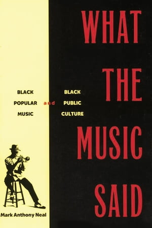 What the Music Said Black Popular Music and Black Public Culture