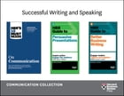 Successful Writing and Speaking: The Communication Collection (9 Books) by Harvard Business Review