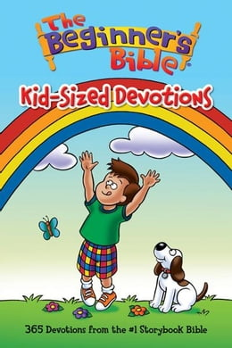 Book The Beginner's Bible Kid-Sized Devotions by Kelly Pulley