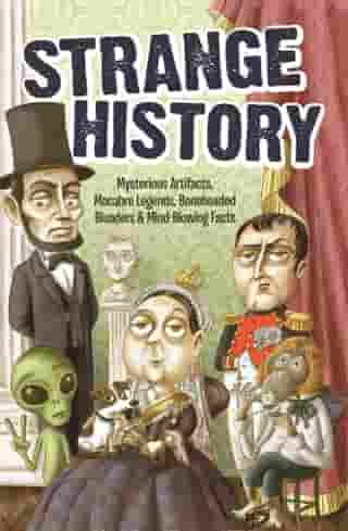 Strange History by Bathroom Readers' Institute