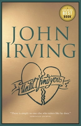 Book Until I Find You by John Irving