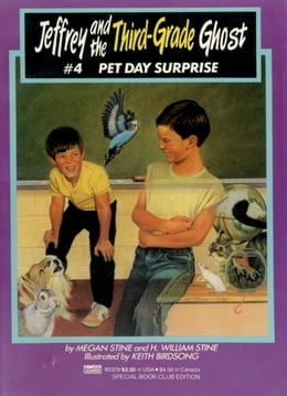 Book Pet Day Surprise: (#4) by Megan Stine