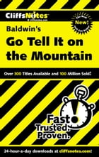 CliffsNotes on Baldwin's Go Tell It on the Mountain by Sherry Ann McNett