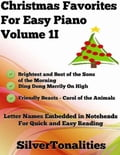 Christmas Favorites for Easy Piano Volume 1 I 3f8beeac-1987-4e96-9b60-14fa43d6b4b6