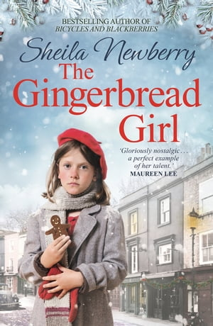 The Gingerbread Girl This Christmas's most heartwarming read!