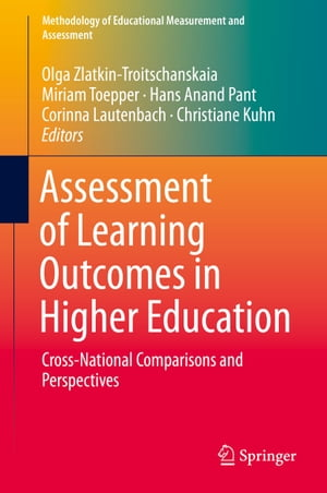 Assessment of Learning Outcomes in Higher Education: Cross-National Comparisons and Perspectives