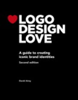 Book Logo Design Love: A guide to creating iconic brand identities by David Airey