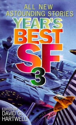 Book Year's Best SF 3 by David G. Hartwell