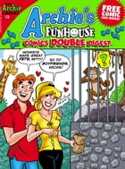 Archie's Funhouse Comics Double Digest #13 by Archie Superstars