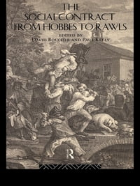 The Social Contract from Hobbes to Rawls
