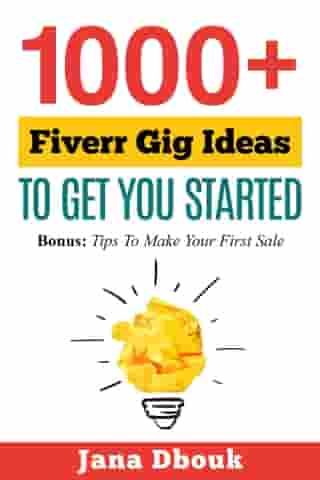 1000+ Fiverr Gig Ideas To Get You Started