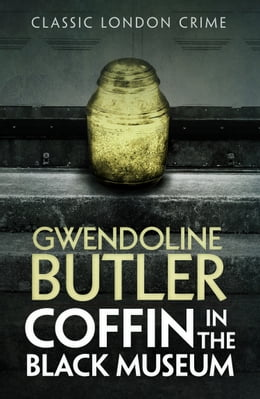Book Coffin in the Black Museum by Gwendoline Butler