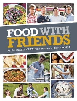 Book Food with Friends by The Sorted Crew