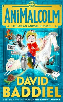 Book AniMalcolm by David Baddiel