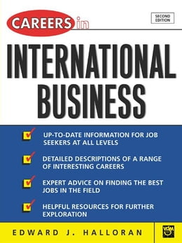 Book Careers in International Business by Halloran, Ed