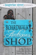 The Boardwalk Antiques Shop by Julie Wright
