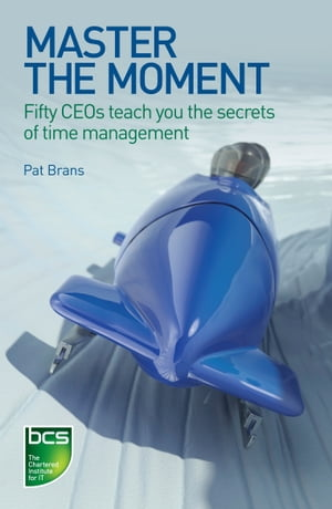 Master the Moment Fifty CEOs teach you the secrets of time management