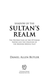 Shadow of the Sultan's Realm