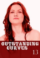 Outstanding Curves Volume 13 - A sexy photo book by Miranda Frost