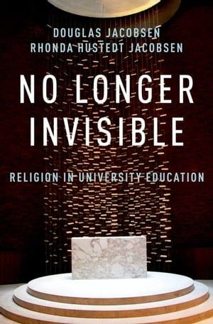 No Longer Invisible Religion in University Education