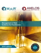Management of Risk: Guidance for Practitioners - 3rd Edition by AXELOS