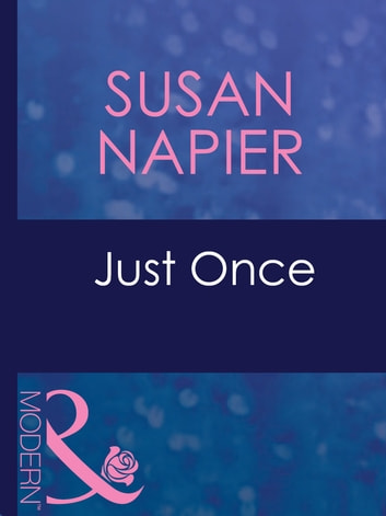 Just Once (Mills & Boon Modern) ebook by Susan Napier