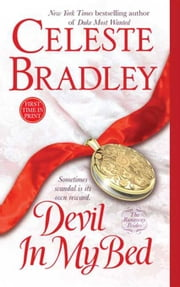 Devil In My Bed - The Runaway Brides ebook by Celeste Bradley