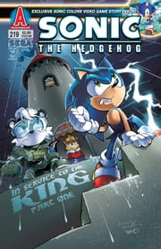 Sonic the Hedgehog #219 ebook by Ian Flynn,Jamal Peppers,Terry Austin