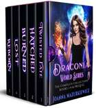 Draconia World Series - The Complete Urban Fantasy Collection: Twisted Fate, Hatched, Burned, Lost, Reborn ebook by Joanna Mazurkiewicz