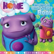 The Story of One Super Boov - With Audio Recording ebook by Ellie O'Ryan,Pierre Collet-Derby