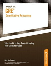 Master the GRE Quantitative Reasoning ebook by Peterson's,Mark Alan Stewart