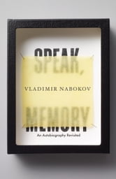 Speak, Memory - An Autobiography Revisited ebook by Vladimir Nabokov