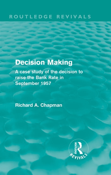 business decision making case studies