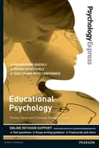Psychology Express: Educational Psychology (Undergraduate Revision Guide) ebook by Penney Upton,Charlotte Elizabeth Taylor