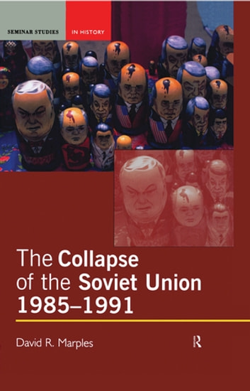the history of the collapse of the soviet union The last soviet president mikhail gorbachev initiated reforms that ultimately led to the dissolution of the soviet union here are some of the key moments:  collapse of the ussr - in pictures.
