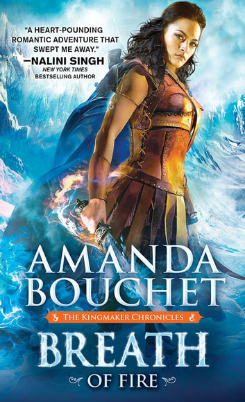 Breath of Fire ebook by Amanda Bouchet
